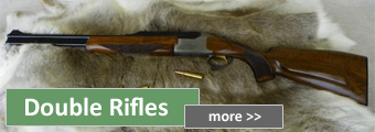 + click for our Double Rifles page