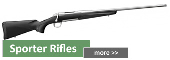 + click for our Sporter Rifles page