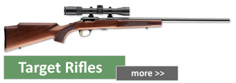+ click for our Target Rifles page