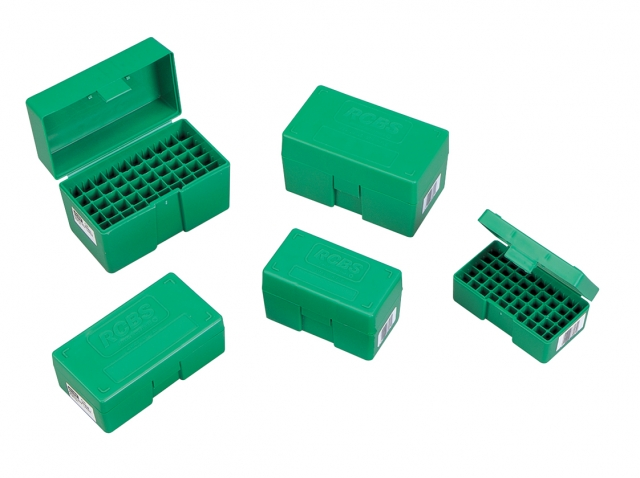 image of RCBS 86905 Medium Pistol Ammo Box